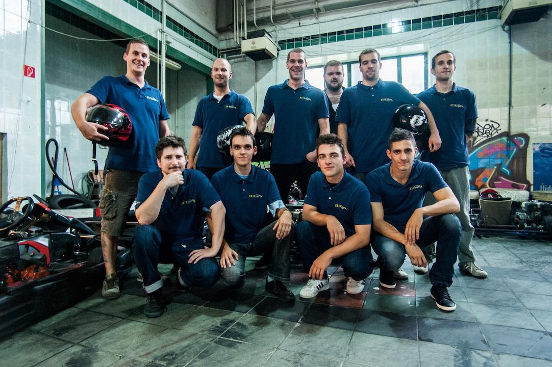 Az alapító csapat (2012)