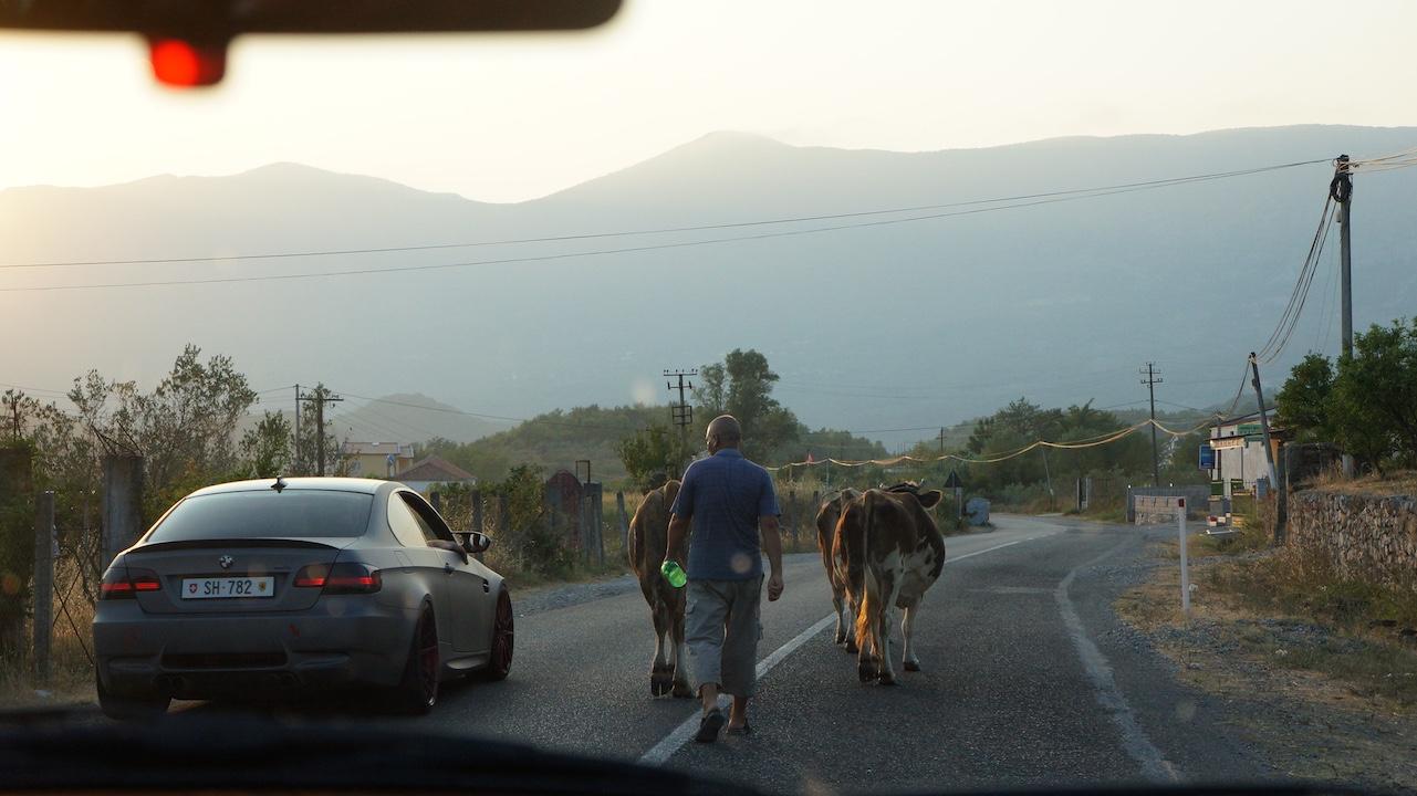 Albánia a végletek országa