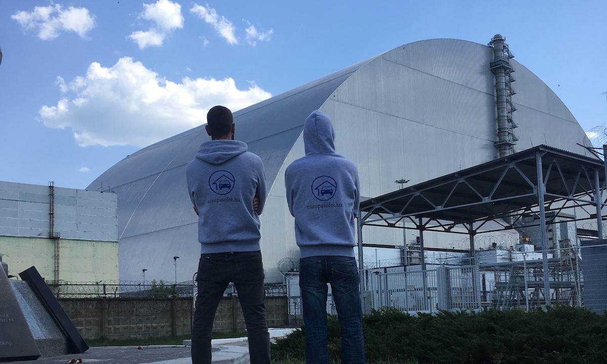 Chernobil, IV-es blokk