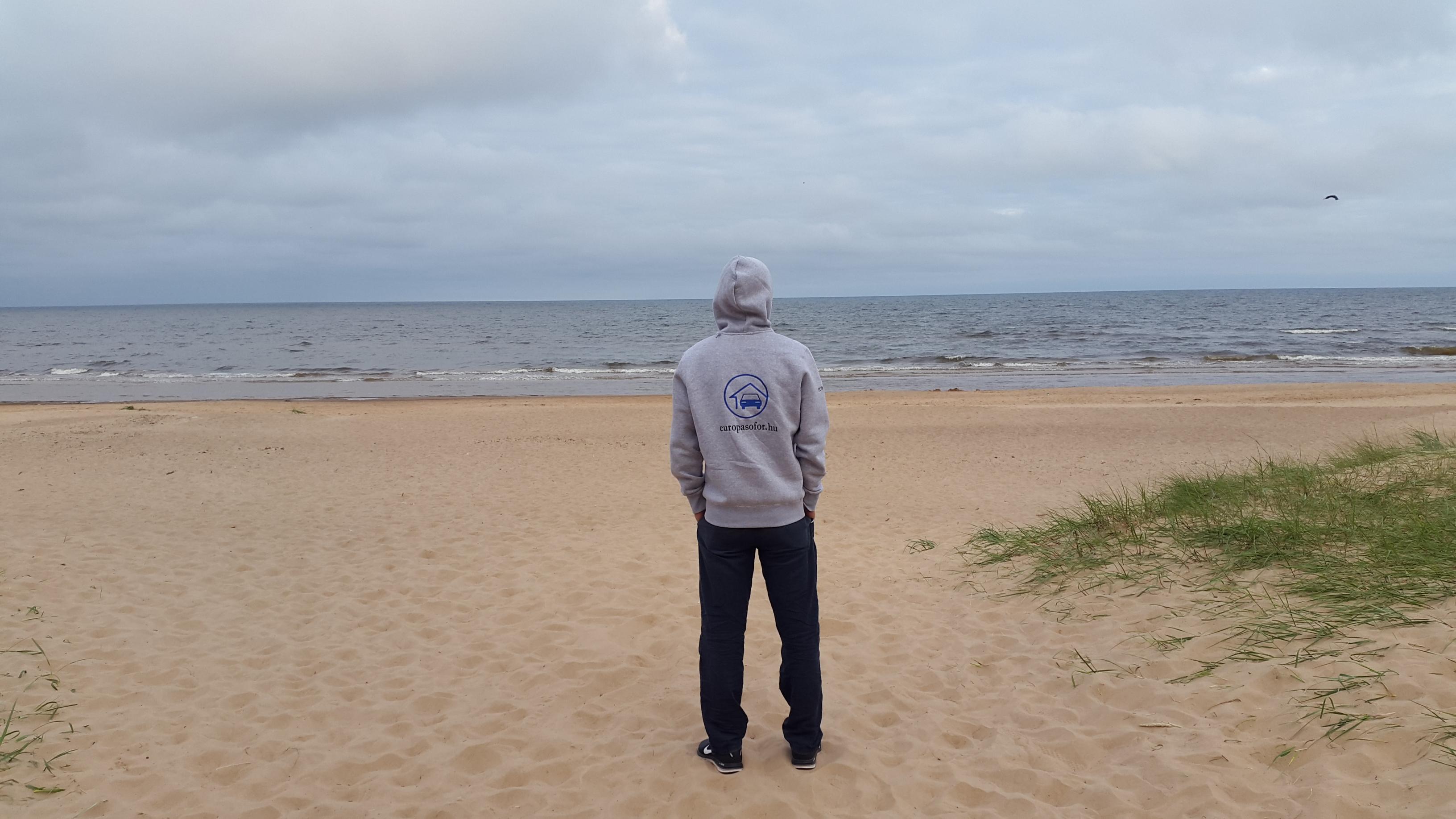 A Balti-tengernél